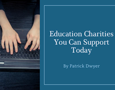 Education Charities You Can Support Today