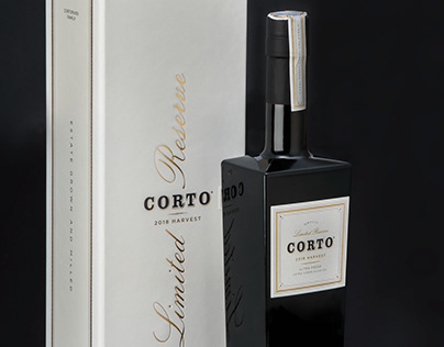 2018 Limited Reserve Olive Oil Luxury Packaging System