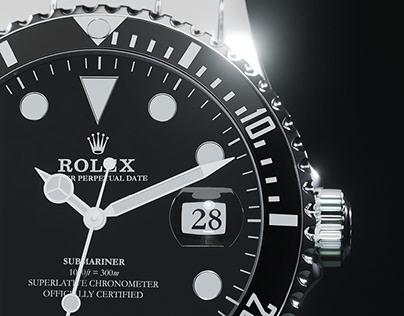 Rolex Submariner (EEVEE Project)