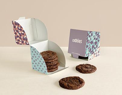 Cookies Box Design