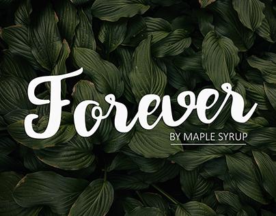Forever Script