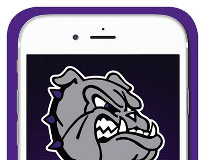 FHS iPhone App Flyer
