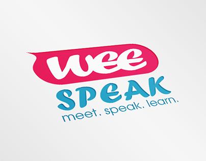 Wee Speak Logo