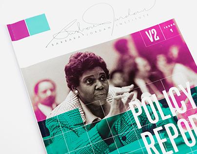 Barbara Jordan Institute Annual Report 2015