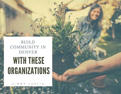 Jimmy Lustig | Build Community in Denver