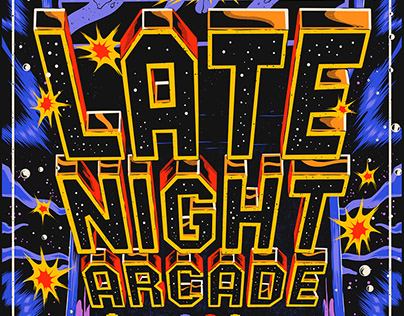 THE LATE NIGHT ARCADE