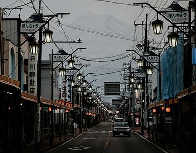 JAPAN | Fujiyoshida, Hakone