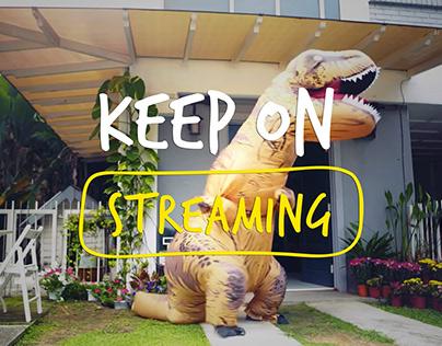 Digi Prepaid LiVE: Keep On Streaming