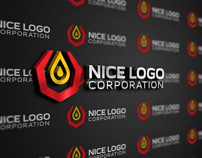 Indigo - oil logo