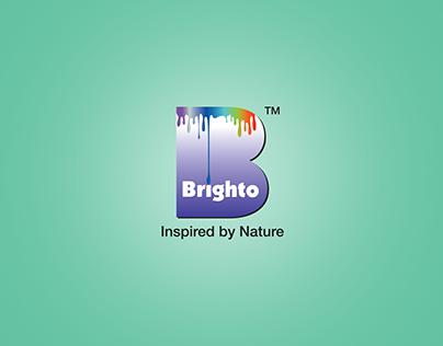 Standing Paper Bag | Brighto Paints