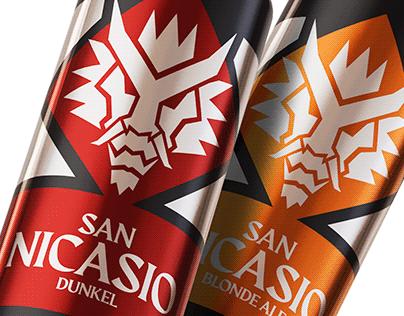San Nicasio Beer