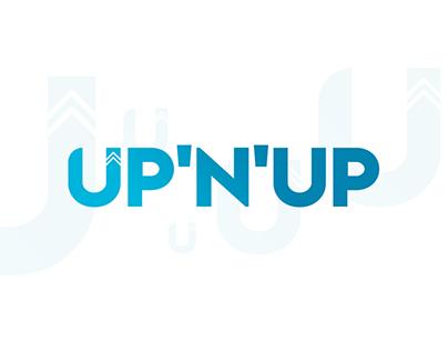 UP'N'UP Rebranding