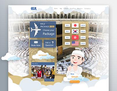 Air 1 Travel Website Design & Develo