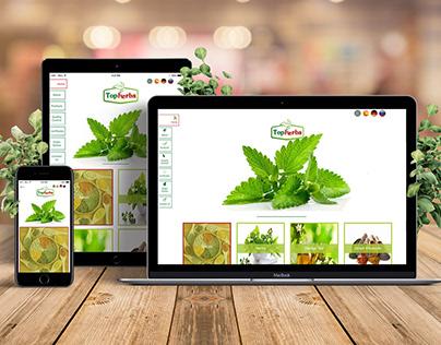 Top Herbs website