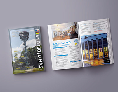 Latest edition of the cultural-tourist magazine