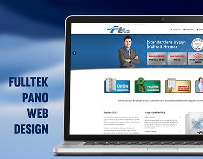 Fulltek Pano Web Design