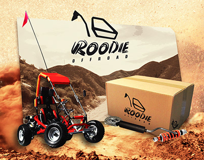 ROodie - Web / Print / Package