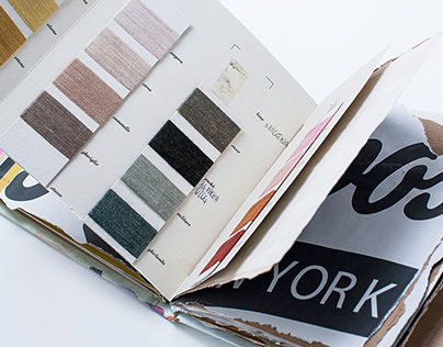 INSTINCTIVE // Handmade book