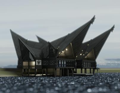 Bataknese Cultural House Modernization