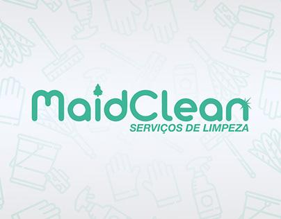 MaidClean - Serviços de Limpeza