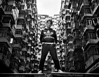Foot Locker Hong Kong Fashion Shoot