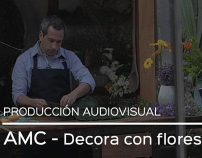 Decora con flores - AMC Networks