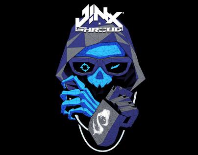 J!NX X SHROUD COLLAB