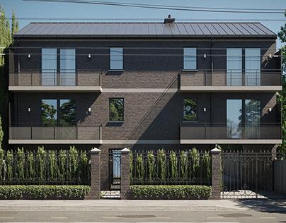 FRENCH HOUSE | CGI