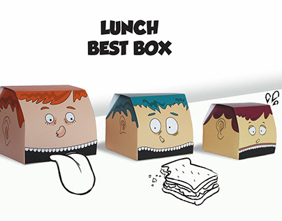 LUNCH BOX | packaging design