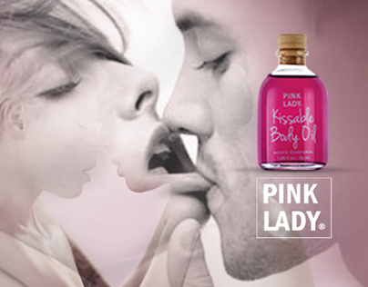 PINK LADY: Kissable Body Oil