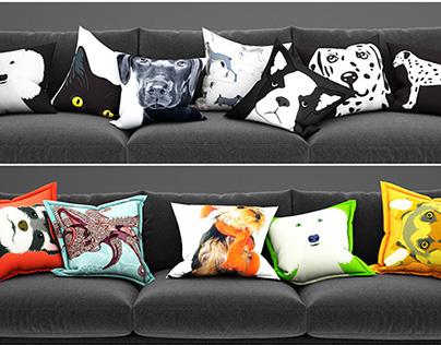 Pillows animals - Free Dowload