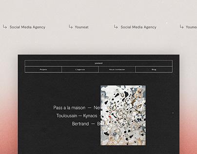 Youneat — Social Media Agency