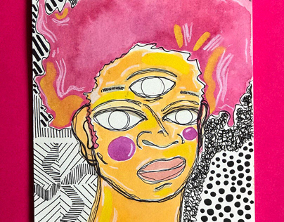SKETCHBOOK From Colombia To Cuba