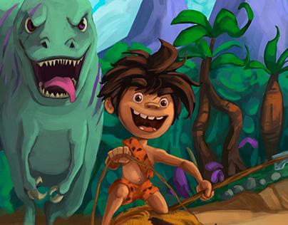 Caveman KID
