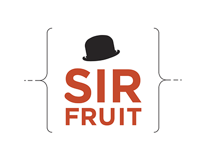 Sir Fruit - #ThingsThickerThanOurSmoothies