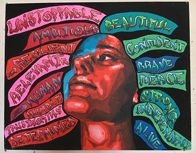 Frida & Dali Vector Illustrations on Behance