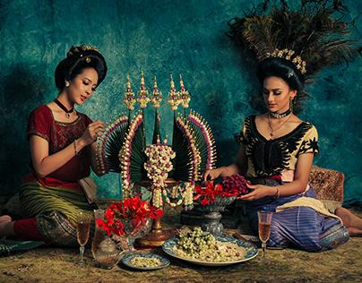 Oriental Edwardian - Lanna Traditional Costumes