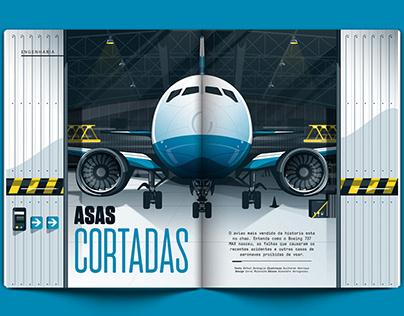 Asas cortadas (Superinteressante Magazine)