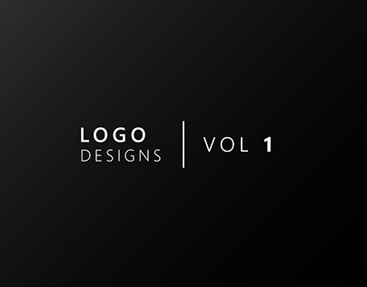 Logo Designs   VOL 1