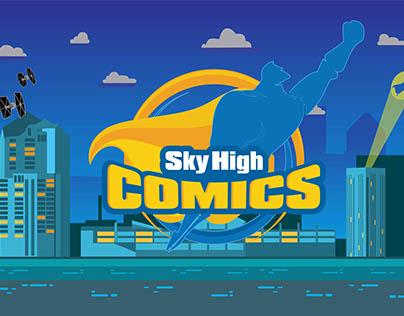 SkyHigh Comics
