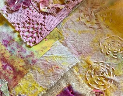 Textile Collages (Imprints)