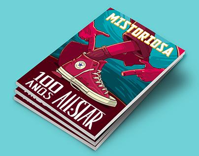 Mistoriosa - Cover Illustration