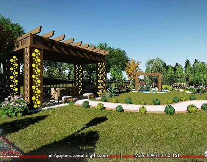 Zeineddine Garden - Landscape Design