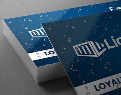 Ligna Loyalty Card