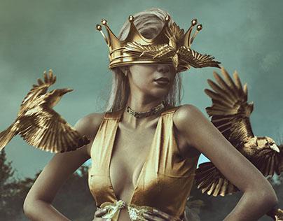 Golden Corvus
