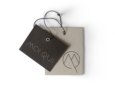 LogoType Design - Moi Qui Boutique / Germany