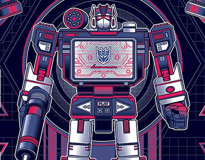 Hascon - Red Central - COBRA - Transformers