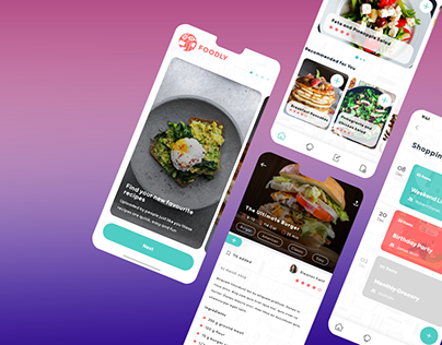 Foodly App