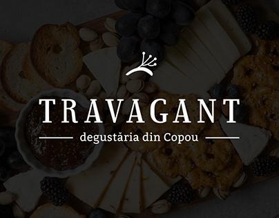 Travagant: Delishop Branding