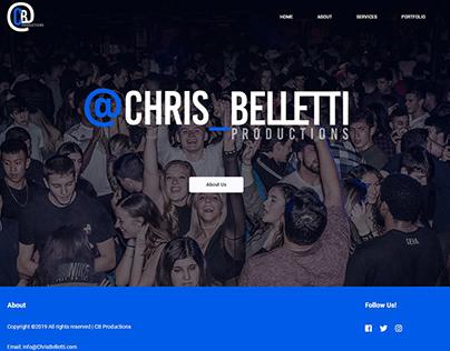 Chris Belletti Productions